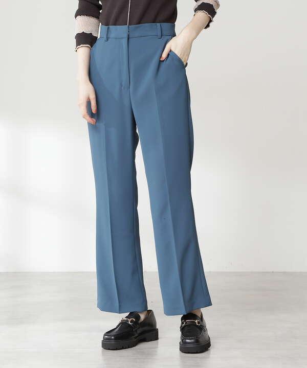 カラーフレアパンツ《S Size Line》