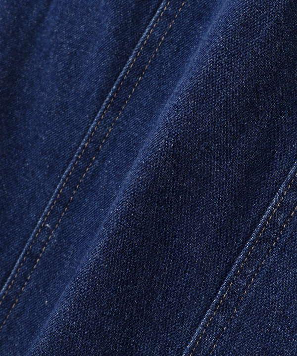 デニムサロペットワンピース《S Size Line》
