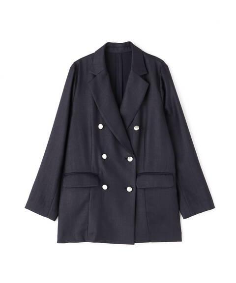 【先行予約5月中旬-5月下旬入荷予定】ガーデンツイルジャケット