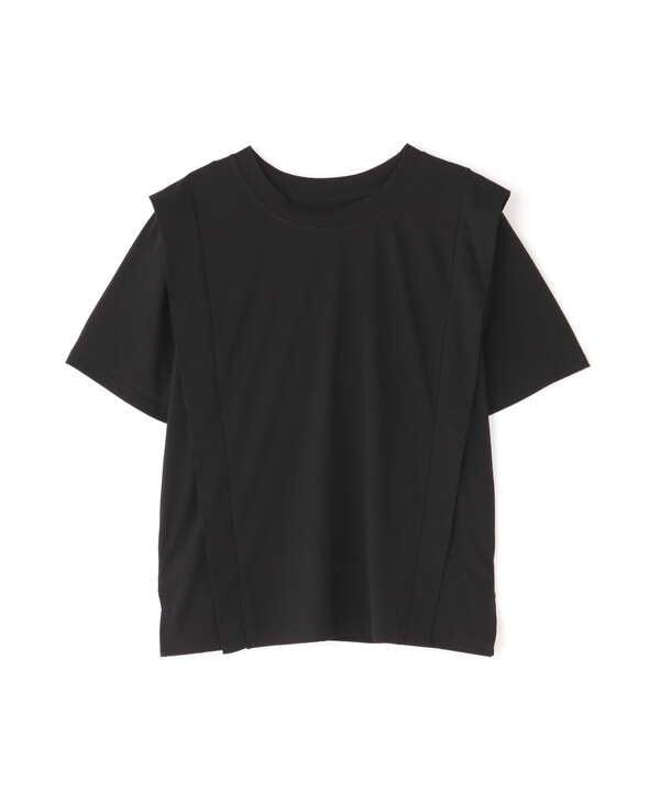 タッキングショルダーTシャツ