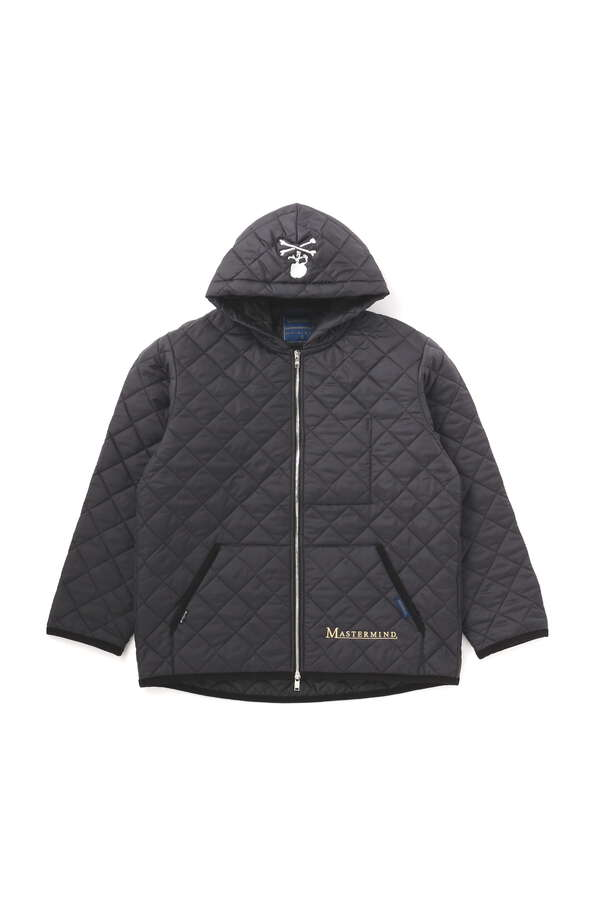 xLAVENHAM HOODED ZIP JACKET