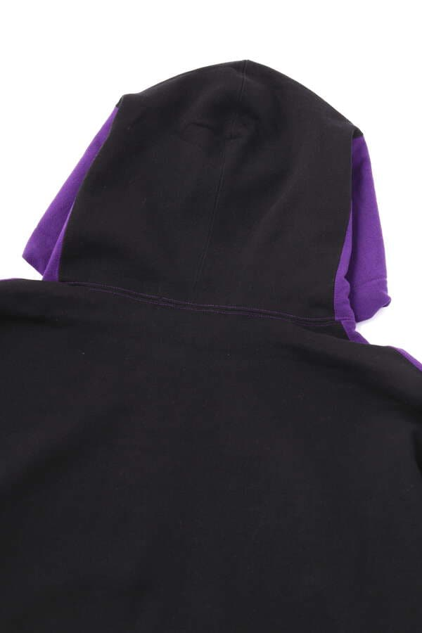 BOXY 2 COLOR HOODIE