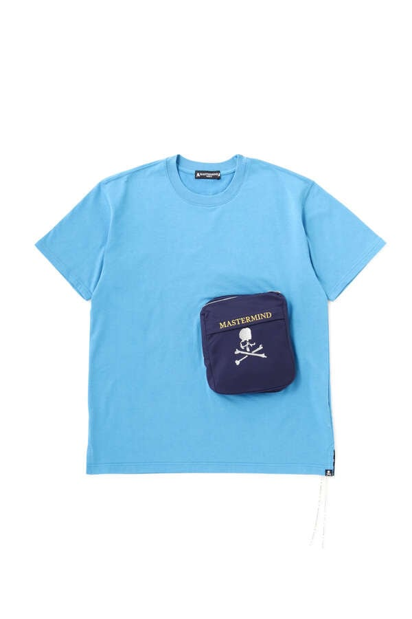 BAG POCKET SS CREWNECK 1