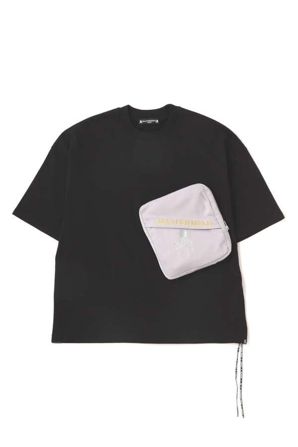 BOXY BAG POCKET SS CREWNECK 1