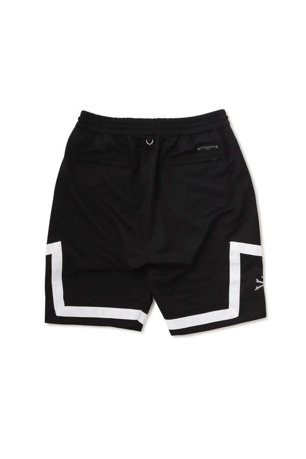 JACQUARD TAPE BB SHORTSJACQUARD TAPE BB SHORTS