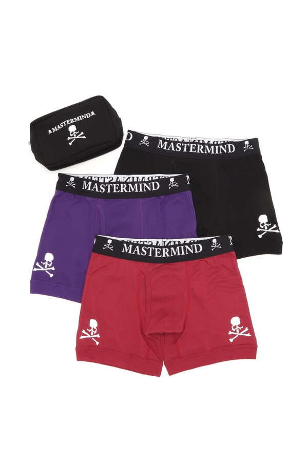 COTTON BOXER (SET OF 3)
