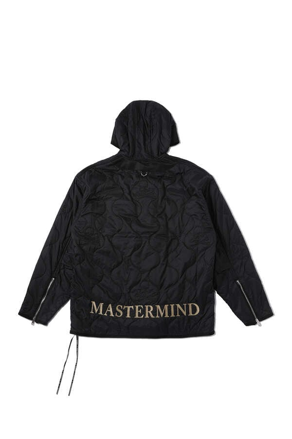 SKULL QUILTED HOODED JACKETSKULL QUILTED HOODED JACKET