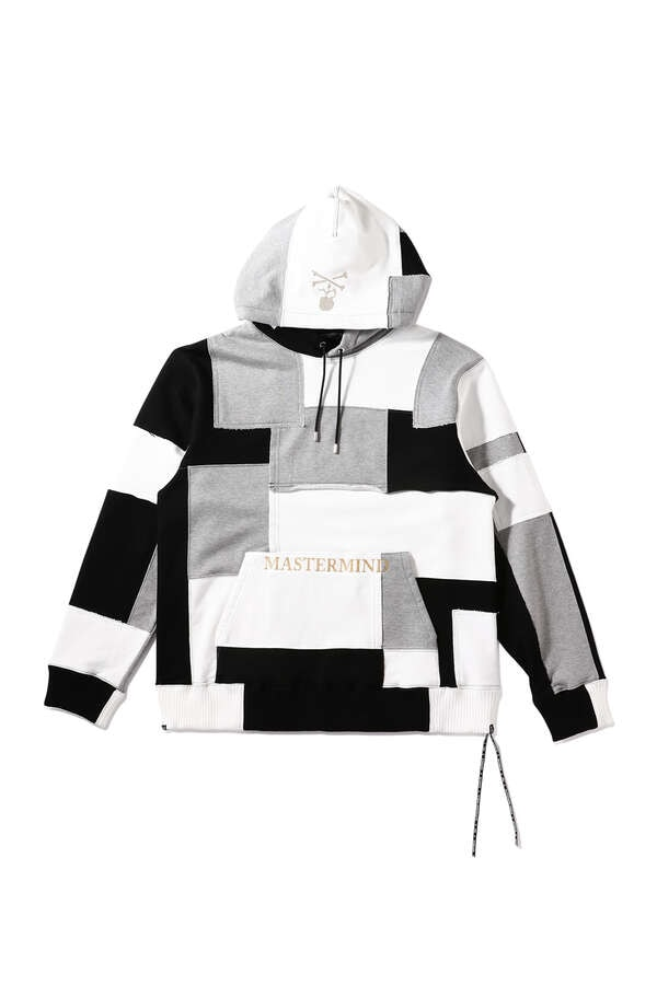 PATCHWORKED HOODIE
