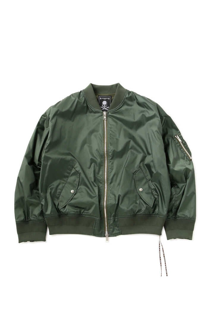 CHAINED BOMBER JACKET