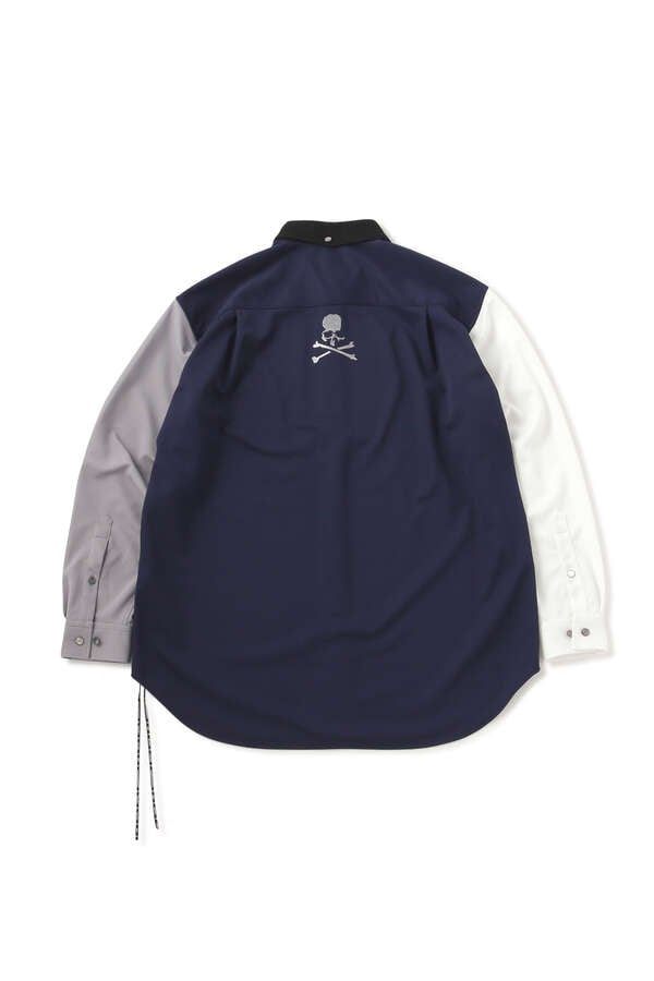 COLOR BLOCKING LS SHIRTSCOLOR BLOCKING LS SHIRTS