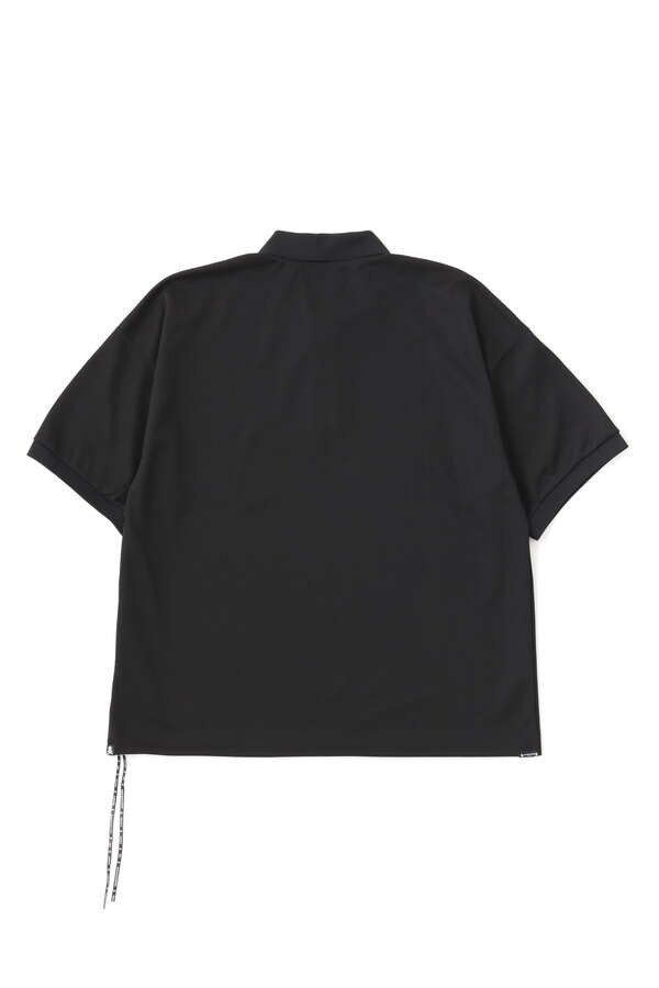BOXY POLO SHIRTBOXY POLO SHIRT