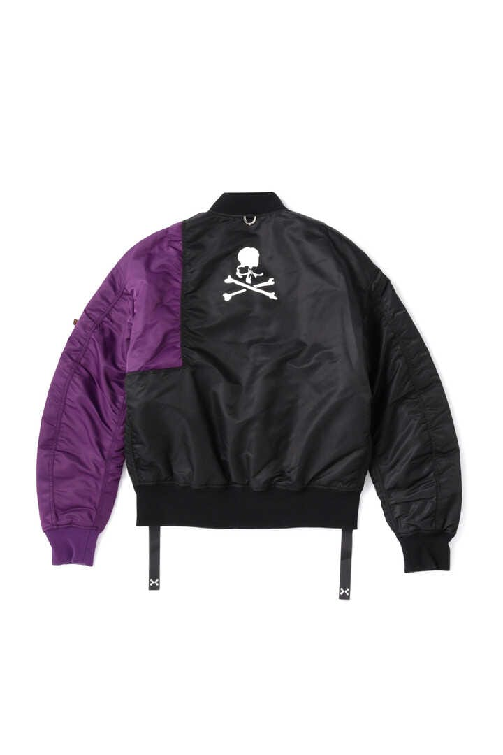 X C2H4 made by ALPHA INDUSTRIES BOMBER JACKETX C2H4 made by ALPHA INDUSTRIES BOMBER JACKET