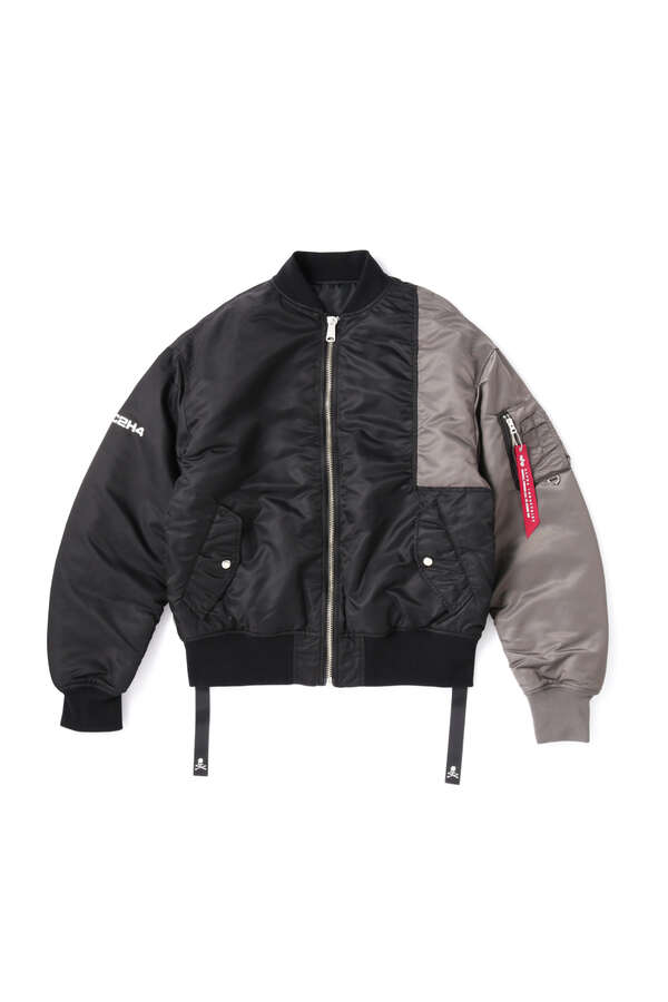X C2H4 made by ALPHA INDUSTRIES BOMBER JACKET