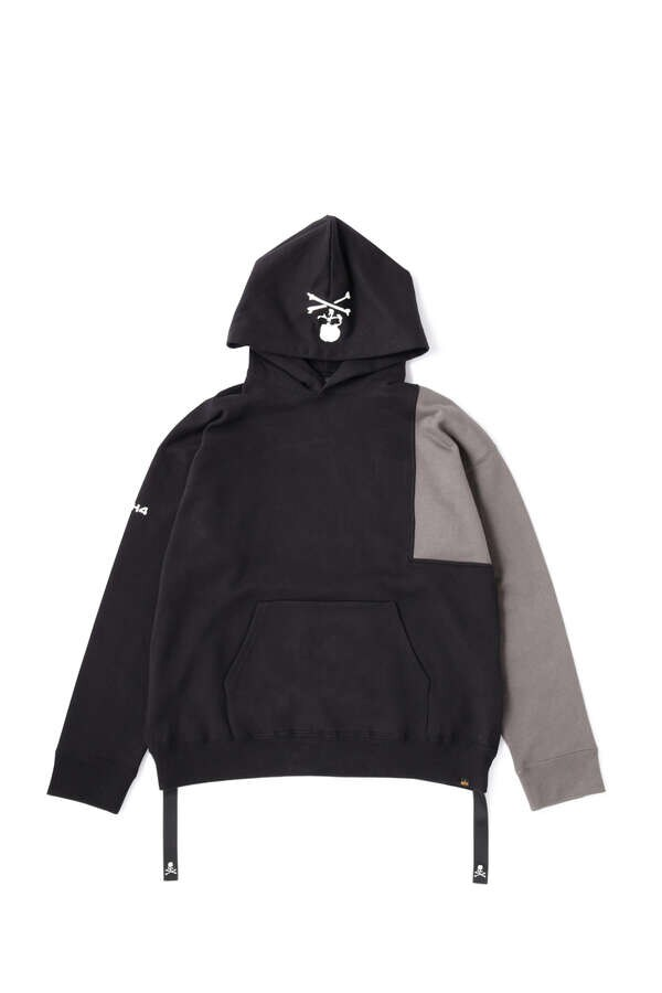 X C2H4 made by ALPHA INDUSTRIES HOODIE