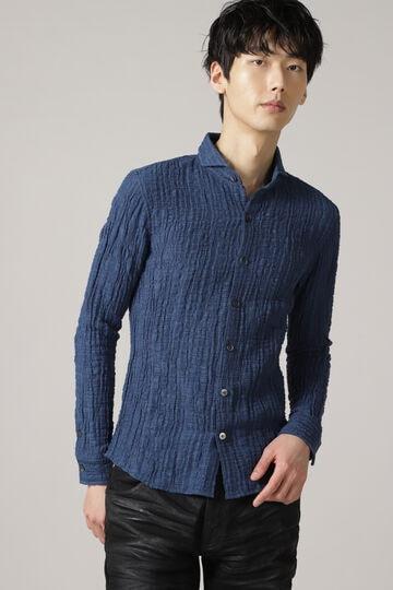 TORNADO MART∴ライトニングクレープラッセル長袖シャツ