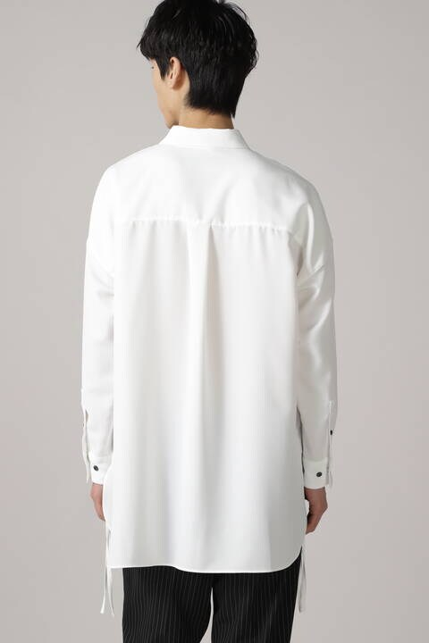 TORNADO MART∴オーバードロスト変形シャツ