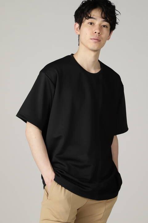 TORNADO MART∴コンビネーションオーバー半袖カットソー