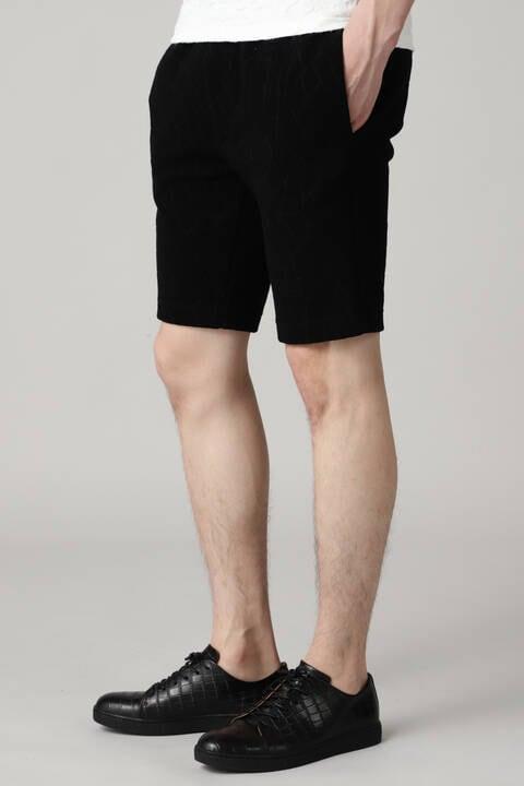 HIGH STREET∴リップルキカ柄JQショートパンツ
