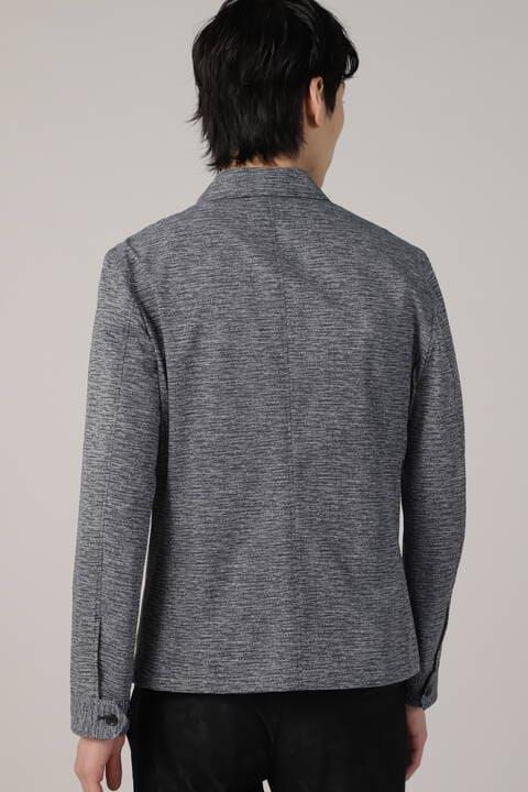 HIGH STREET∴COOL DOTS Karami printシャツブルゾン