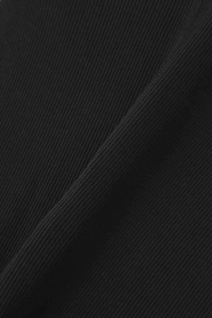 BLURHMS / COTTON HIGH STRETCH RIB LEGGINGS3
