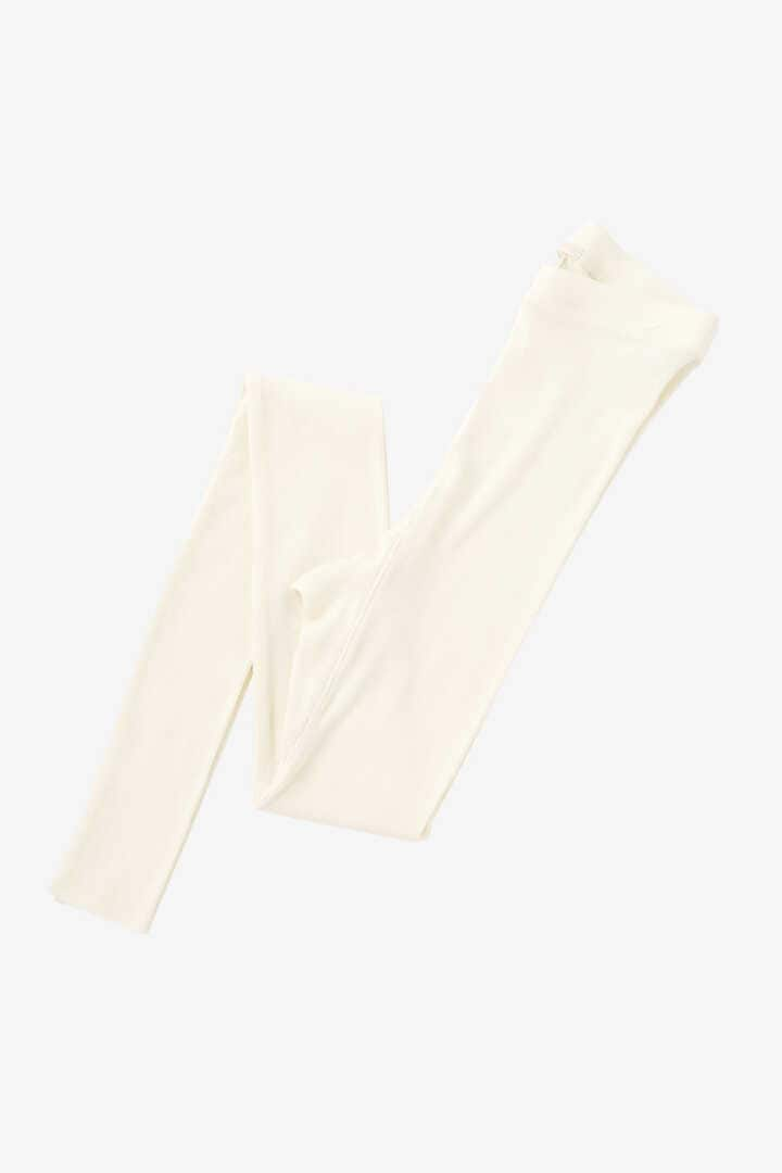 BLURHMS / COTTON HIGH STRETCH RIB LEGGINGS4