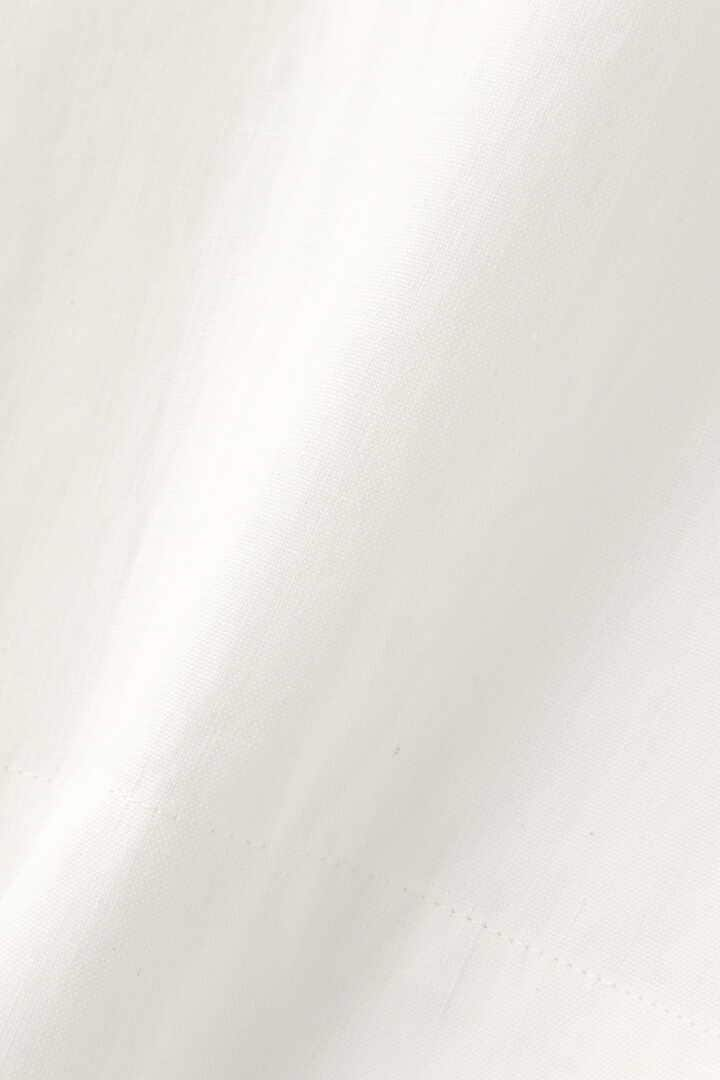 STUDIO NICHOLSON / COATED LINEN HALF PLACKET SHIRT9