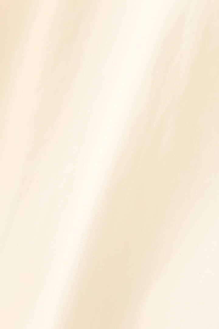 STUDIO NICHOLSON / POWDER COTTON BOXY NECK SHORT SLEEVE TOP7