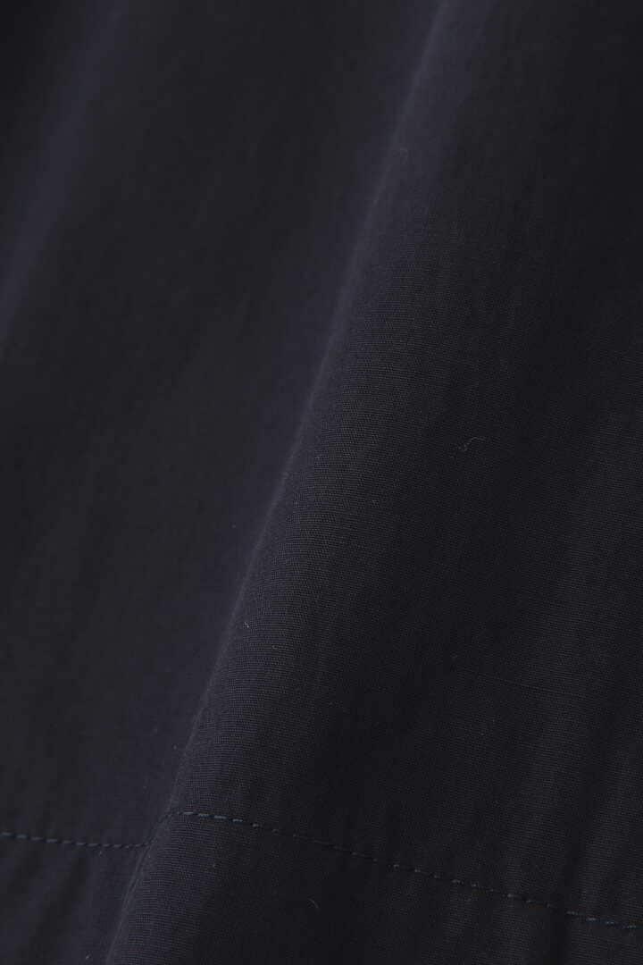 STUDIO NICHOLSON / POWDER COTTON BOXY NECK SHORT SLEEVE TOP5