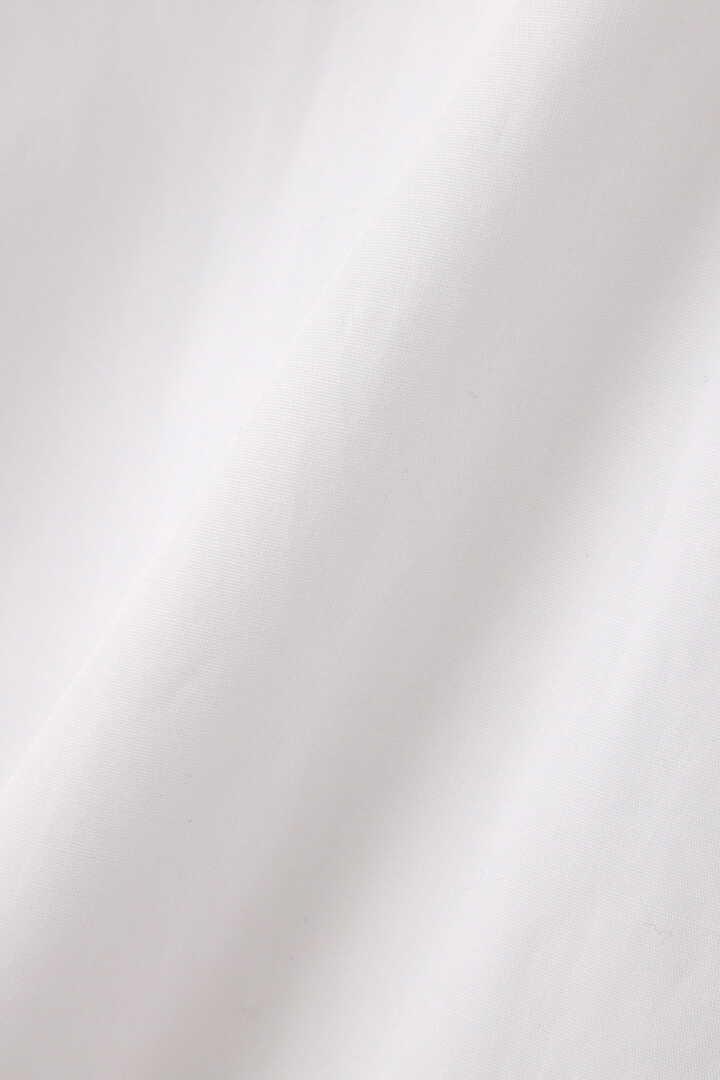 BLURHMS / HIGH COUNT CHAMBRAY STAND-UP COLLAR SHIRT6