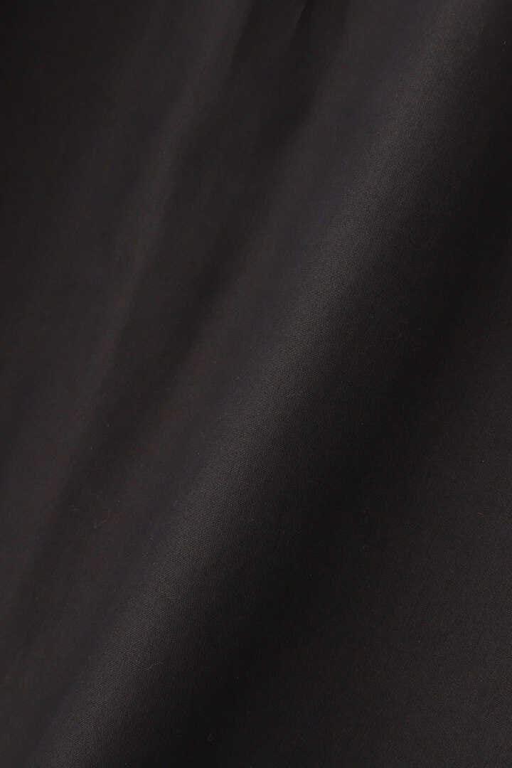 STUDIO NICHOLSON / POWDER COTTON GATHERED SLEEVE SHIRTDRESS10