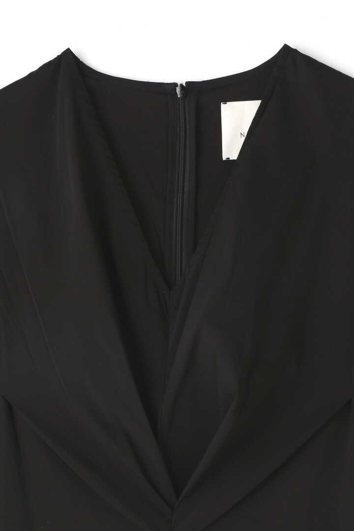 STUDIO NICHOLSON / STRETCH COTTON KNOT DRESS3
