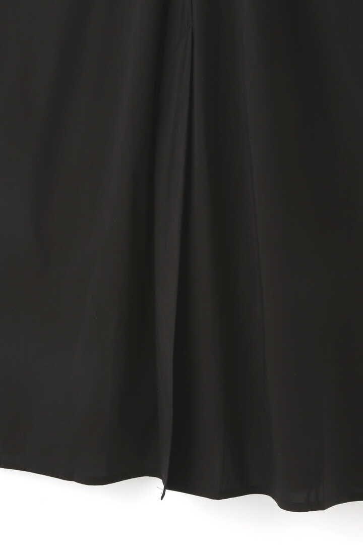 STUDIO NICHOLSON / STRETCH COTTON KNOT DRESS8