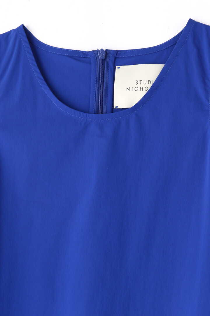 STUDIO NICHOLSON / PARACHUTE POPLIN SLEEVELESS DRESS3