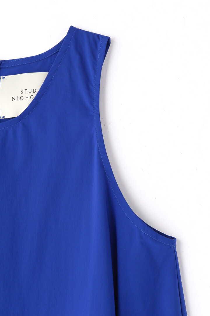 STUDIO NICHOLSON / PARACHUTE POPLIN SLEEVELESS DRESS4