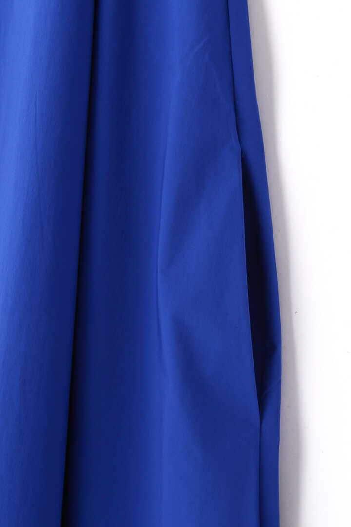 STUDIO NICHOLSON / PARACHUTE POPLIN SLEEVELESS DRESS5