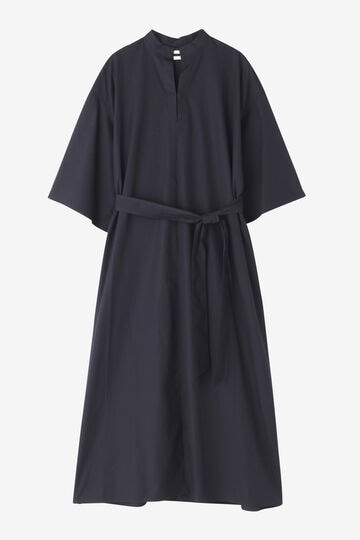 BLURHMS / COTTON BROAD PULLOVER DRESS_120
