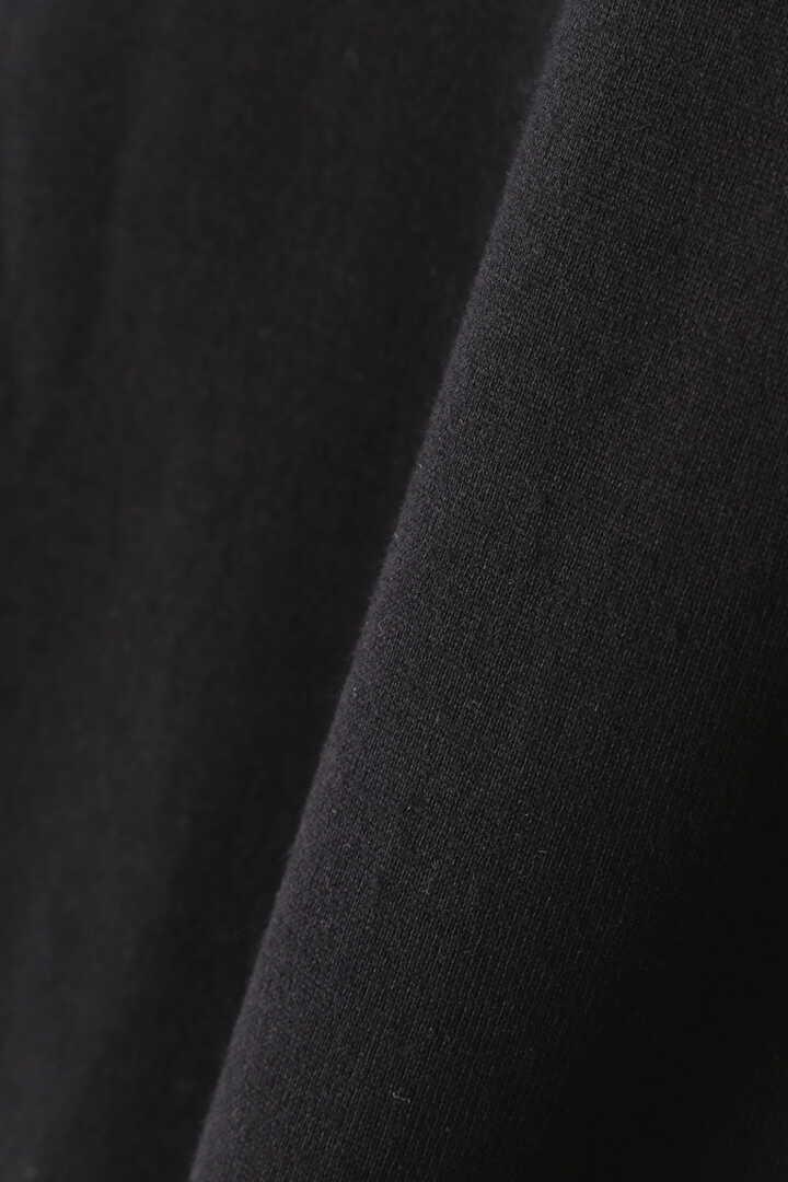 BLURHMS / SILK COTTON 20/80 CREW NECK BIG L/S8