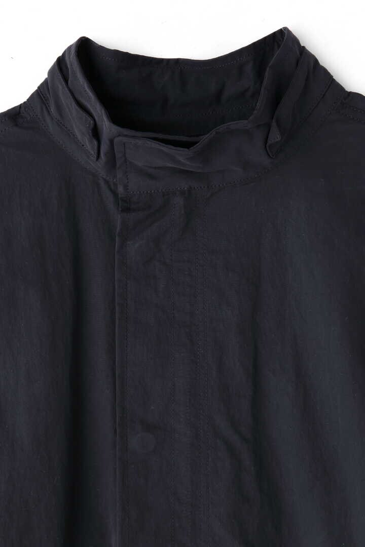 STUDIO NICHOLSON / WATER REPELLENT POLY WOMENS HOODED PARKA5