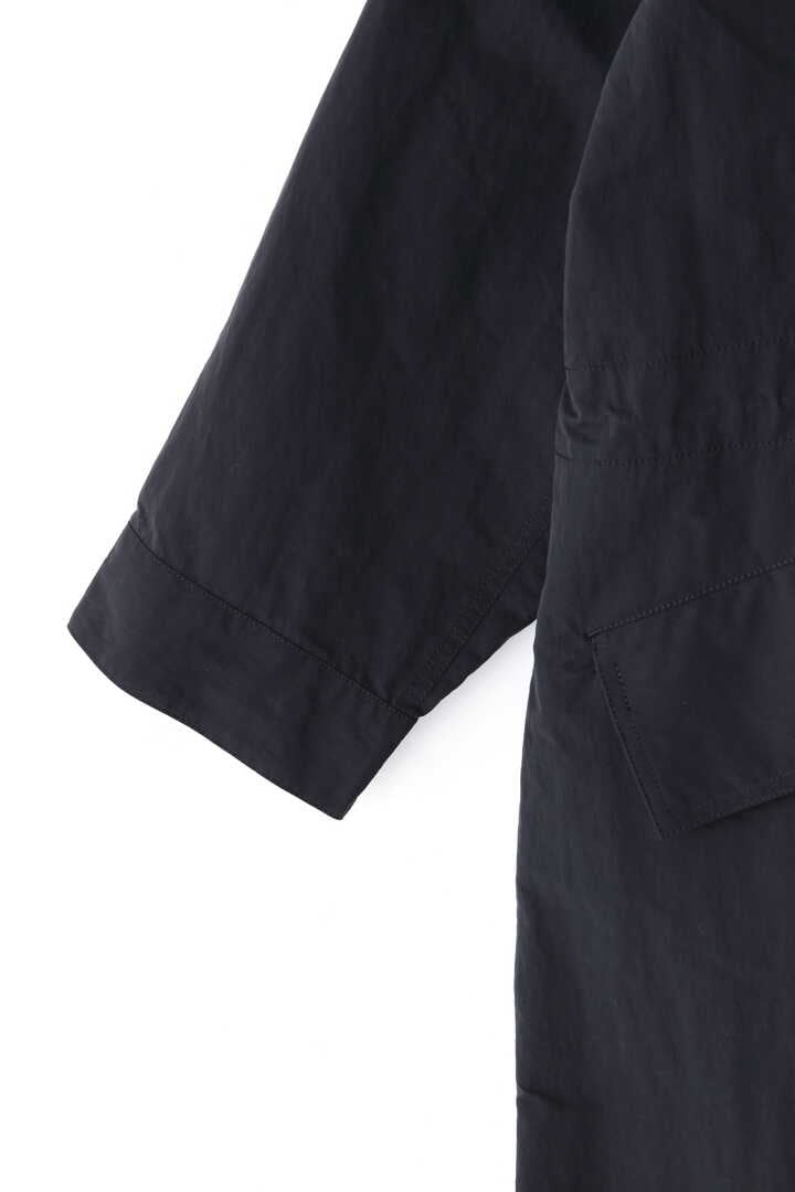 STUDIO NICHOLSON / WATER REPELLENT POLY WOMENS HOODED PARKA9