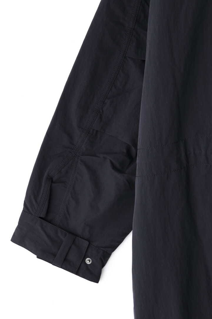 STUDIO NICHOLSON / WATER REPELLENT POLY WOMENS HOODED PARKA12