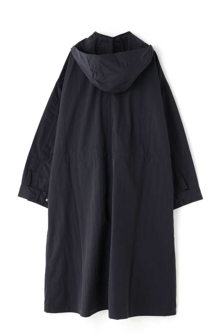 STUDIO NICHOLSON / WATER REPELLENT POLY WOMENS HOODED PARKA2
