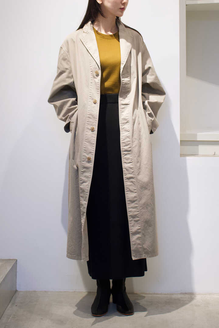 [別注]BLURHMS / ATELIER COAT FOR THE LIBRARY2