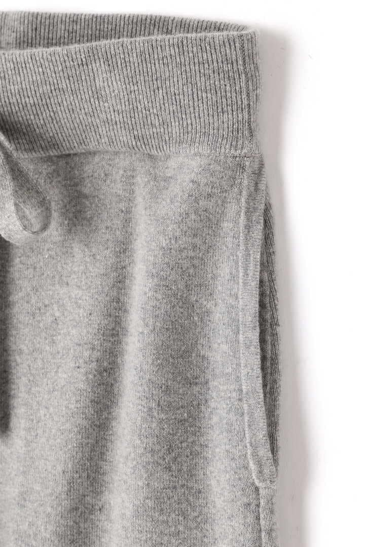 STUDIO NICHOLSON / WOOL CASHMERE 12GG CASHMERE ROUNDED PANT4