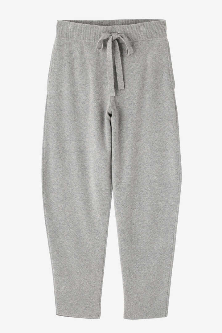 STUDIO NICHOLSON / WOOL CASHMERE 12GG CASHMERE ROUNDED PANT1