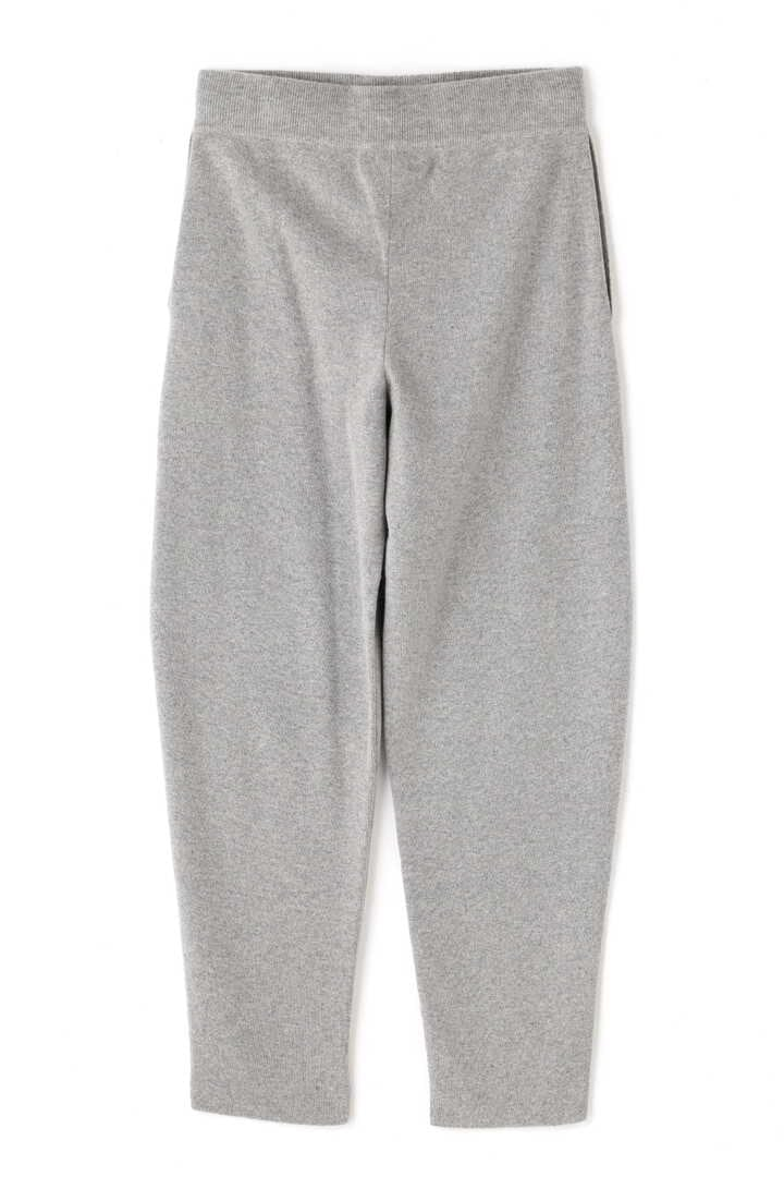 STUDIO NICHOLSON / WOOL CASHMERE 12GG CASHMERE ROUNDED PANT2