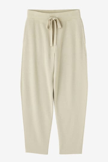 STUDIO NICHOLSON / WOOL CASHMERE 12GG CASHMERE ROUNDED PANT_040