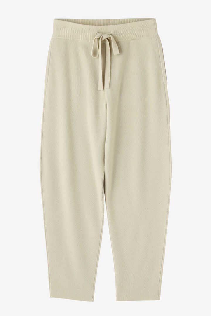 STUDIO NICHOLSON / WOOL CASHMERE 12GG CASHMERE ROUNDED PANT7