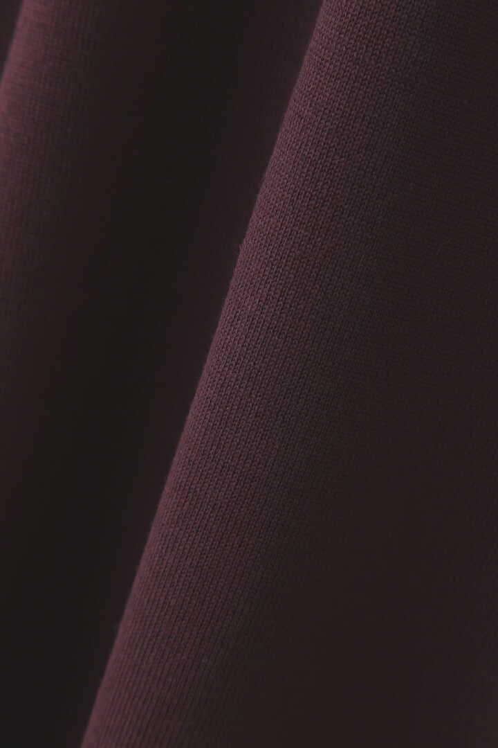 ATON / NATURAL DYE SLOW WOOL CREW NECK LONG DRESS8