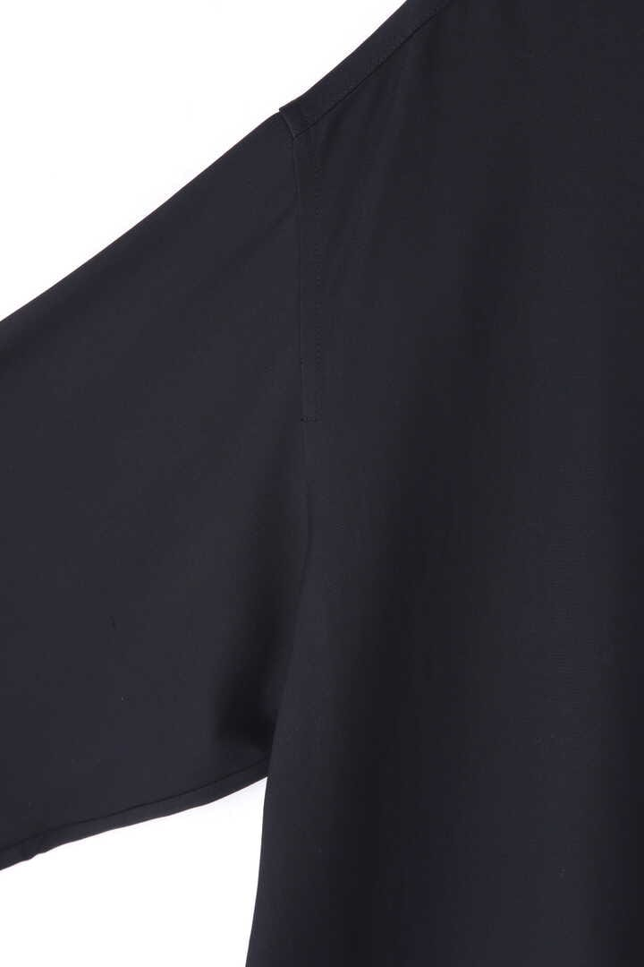 STUDIO NICHOLSON / DRY DRAPE TWILL SHIRT DRESS5