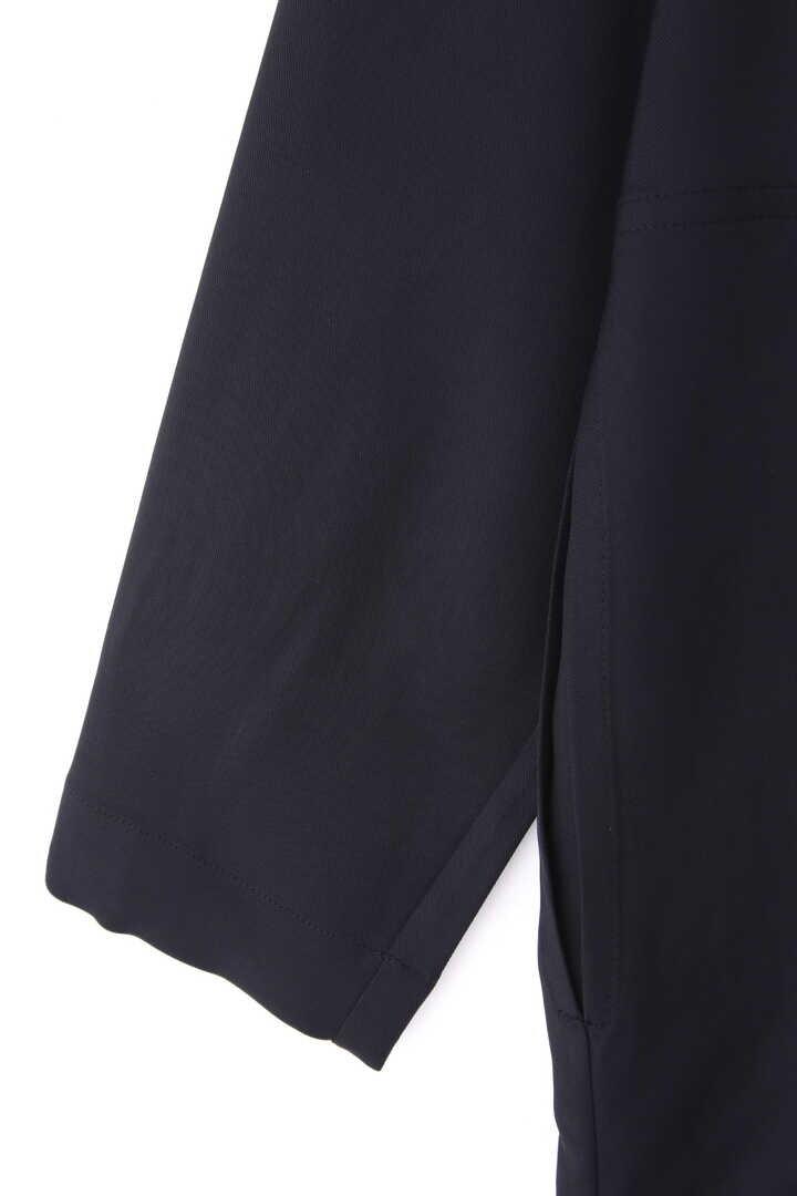 STUDIO NICHOLSON / DRY DRAPE TWILL SHIRT DRESS6